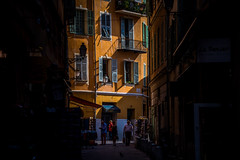 You, me and everything caught in the fire (.KiLTRo.) Tags: kiltro fr france nice niza town old building architecture people street urban color colour elitegalleryaoi bestcapturesaoi