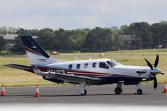N940CS (GH@BHD) Tags: n940cs socata tbm tbm940 tbm700 tbm900 transatlanticdeliveriestrust bfs egaa aldergrove belfastinternationalairport bizprop turboprop corporate executive aircraft aviation