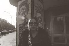 Bm in Schöneberg (Teresa Raw) Tags: streetphotography 35mm 35mmfilm film filmisnotdead ishootfilm analog noedit ilford hp5 blackandwhite bw people berlin