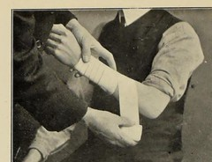 This image is taken from Page 112 of Sick nursing (Medical Heritage Library, Inc.) Tags: home nursing first aid nutritional requirements bandages convalescence moving lifting patients enema illness injury symptoms wellcomelibrary ukmhl medicalheritagelibrary europeanlibraries date1907 idb29012806