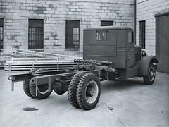 Duplex Chassis/cab (PAcarhauler) Tags: duplex truck tractor semi trailer