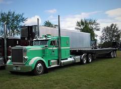 1951 Duplex (custom) (PAcarhauler) Tags: duplex truck tractor semi trailer