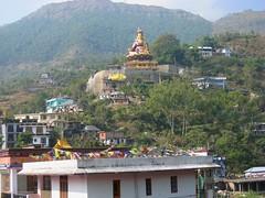 Rewalsar, Himachal Pradesh, India (east med wanderer) Tags: rewalsar india himachalpradesh pilgrims buddhists hindus sikhs town pilgrimage holy theindiatree