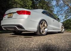 RS5 Side Shot (j_cabrera09) Tags: photography car audi d750 nikon wheels forged rs5
