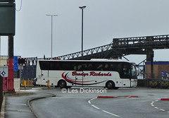YJ08 DLE, VDL, Van Hool, Richards, P1250272 (LesD's pics) Tags: bus coach richardsbros yj08dle vdl vanhool