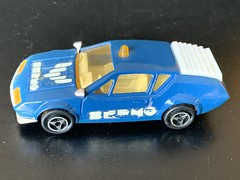 Majorette France - 200 Series - Number 264 - Renault Alpine A 310 - Police Car - Sermo Promotional Model - Miniature Die Cast Metal Scale Model Emergency Services Vehicle (firehouse.ie) Tags: car police sermo alpine renault majorette
