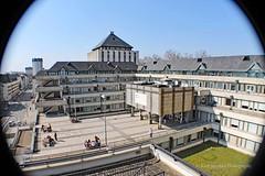 Francois Rabelais University, Tours, France (Kurtsview) Tags: france tours university citycenter people plaza architecture citylife