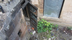 A Sad Dilapidated Quality Sandstone Building Glasgow Scotland - 2 Of 4 (Kelvin64) Tags: a sad dilapidated quality sandstone building glasgow scotland