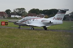 2-JSEG Eclipse Aviation 500 (graham19492000) Tags: leeonsolent 2jseg eclipseaviation500