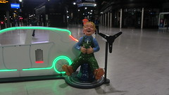 Oor Wullie's Bucket Trail A Helping Hand From Scottish Power Green Car Spotted In Central Station Glasgow Scotland - 2 Of 4 (Kelvin64) Tags: oor wullies bucket trail a helping hand from scottish power green car spotted in central station glasgow scotland