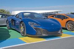 McLaren 650S Supercar (John McCulloch Fast Cars) Tags: mclaren 650s supercar blue