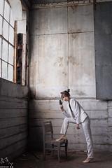 III01618 (HwaCheng Wang 王華政) Tags: 憶憶 arrow peng 台中 人像 外拍 md model portraiture sony a7r3 ilce7rm3 a7r mark3 a9 ilce9 35 70200 2470 gm 廢墟 ruin