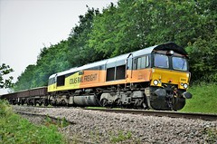 66849 (stavioni) Tags: class66 shed colas wylam dilly diesel rail railway freight railfreight train