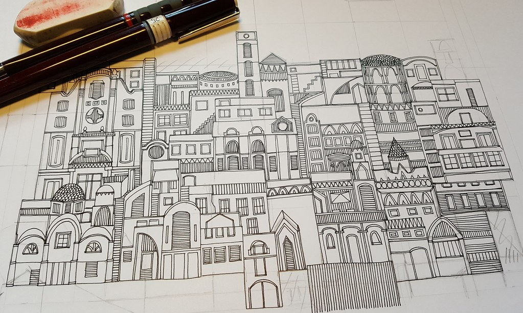 The World's Best Photos of buildings and ink - Flickr Hive Mind