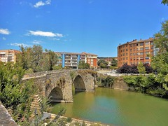 Puente de Santa Engracia-Rotxapea (eitb.eus) Tags: eitbcom 20267 g1 tiemponaturaleza tiempon2019 nafarroa pamplonairuña txelofernández