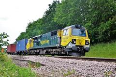 70005 (stavioni) Tags: freightliner class70 diesel rail railway freight railfreight train