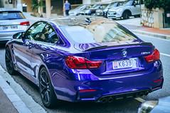 BMW M4 (Alberto Grau) Tags: car supercar sportcar monaco montecarlo