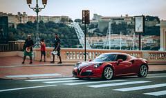 Alfa Romeo 4C Competizione (Alberto Grau) Tags: car supercar sportcar monaco montecarlo