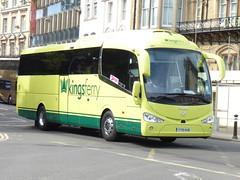 YT19KUR (47604) Tags: yt19kur kings ferry irizar bus coach oxford