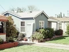 San Jose, California (bior) Tags: pentax645d mediumformat sanjose california house suburbs residential