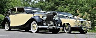Lord Cars Rolls-Royce Wedding Car Classic
