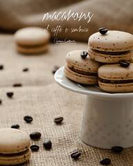 Macarons (Giovanni Contarelli) Tags: caffè food lucenaturale macaron retroilluminazione stilllife cookie dessert gourmet sweetfood snack brown woodmaterial closeup cultures macaroon table backgrounds breakfast pastry cake nopeople chocolate refreshment baked everypixel coffee sambuca