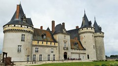 Sullly sur Loire (grassrootsgroundswell) Tags: france sullly sur loire chateau