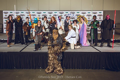 PS120407 (Patcave) Tags: heroes con heroescon heroescon2019 2019 convention cosplay costumes cosplayers marvel dc star wars anime videogames portrait group shoot shot canon 1740mm f4 lens patcave 5d3 northcarolina north carolina charlotte center indoors air conditioning