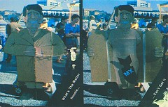 04 AngelDreamer (Rocky's Postcards) Tags: president reagan ronald mx missile protest postcard demonstration angeldreamer flasher