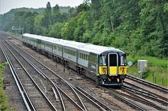 442420 (stavioni) Tags: swr south western railway class442 emu electric multiple unit wessex rail train plastic pig pigs