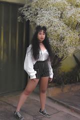 (Sabrina Art Gallery) Tags: style hairstyle photo photography monochromephotography moda model vintage sun