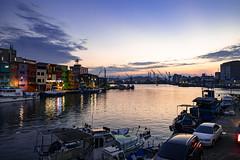 和平島01 (Cheng-Xun Yang) Tags: 和平島 正濱漁港 和平橋 彩色屋 正濱漁港彩色屋