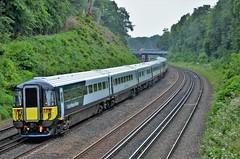 442410 (stavioni) Tags: swr south western railway class442 emu electric multiple unit wessex rail train plastic pig pigs