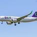 F-WWBF Airbus A320 Neo Sky