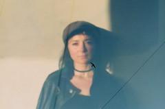 farewell (Sasha_Absurd) Tags: portrait sky swift doubleexposure 35mm spb filmphotography