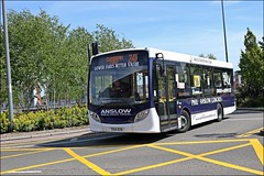 Phil Anslow Coaches YX14RZB (welshpete2007) Tags: phil anslow coaches adl enviro 200 yx14rzb