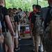 6th Regiment, Advanced Camp,  Arrival