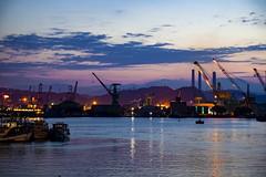 和平島09 (Cheng-Xun Yang) Tags: 和平島 正濱漁港 和平橋 彩色屋 正濱漁港彩色屋