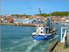 "Fishing Vessel ""Nordstjernen (** Janets Photos **) Tags: uk scarborough northyorkshire fishingvessels harbours danishfishingboats"