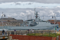 IMG_0983aa_DxO       ***Best viewed full screen *** (alanbryherhowell) Tags: antismuggling fishery protection border patrol counter terrorism maritime defence duties royal navy hms medway river class boat
