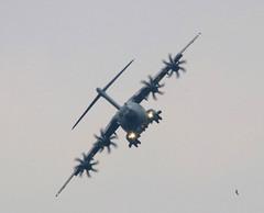 A400M (Schwanzus_Longus) Tags: fasberg fassberg german germany modern aviation aircraft plane cargo freight military army bundeswehr luftwaffe airbus a400m