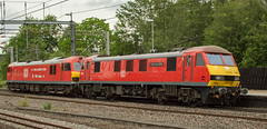 90036 92015 (Shed seven) Tags: dbs dbc 92015 90036 wcml lichfield staffordshire lightengine electric