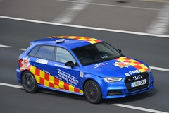 EF19 CKK (S11 AUN) Tags: essex fire brigade rescue service efrs audi s3 publicity engagement safety officer response car station emergency vehicle ef19ckk