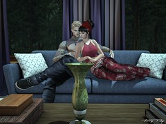 When you are in my arms... (Tonny Rey) Tags: swankevent events home furniture deco woodworks