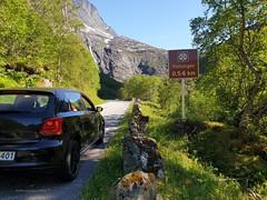 Trollstigen Tourist Road.