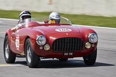 Ferrari 212 Export Vignale Barchetta (hbothmann) Tags: ferrari212exportvignalebarchetta ferrari ferrari212 hendrickbothmann 100oredimodena mugellocircuit circuitmugello circuitdumugello autódromointernacionaldelmugello autodromointernazionaledelmugello vintagecar oldtimer oldtimerralley