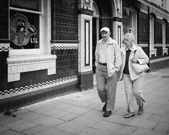Market Street (IWCharters) Tags: mono england street wigan lancashire
