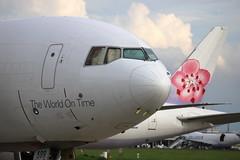 Federal Express, McDonnell Douglas MD-11 (N599FE), Taoyuan International Airport, Taiwan R.O.C. (Dustin Chuang) Tags: mcdonnell douglas md11 federalexpress mcdonnelldouglasmd11n599fe taoyuaninternationalairport taiwanroc n599fe