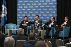 CBP Speaks at the International Summit on Borders (CBP Photography) Tags: cbp customs border protection conference international summit robert perez c2 deputy commissoner