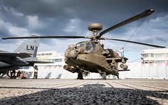 PAS19 | United States Army Apache | 17-03173 (Timothée Savouré) Tags: 1703173 apache united states us army 17317 paris le bourget airshow salon 17173 ah64 ah64e
